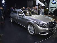 Mercedes-Maybach S600 Los Angeles 2014