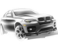 MET-R BMW X6 Interceptor