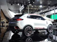 MG CS concept Shanghai 2013
