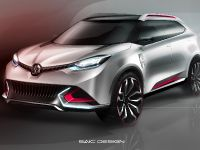 MG CS Urban SUV Concept