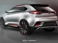 MG CS Urban SUV Concept