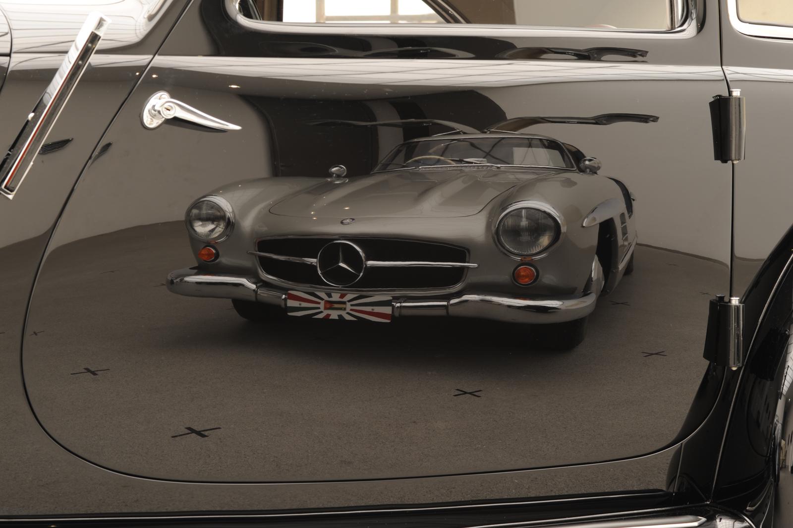 """Выставка """"вехи истории автомобильного дизайна - пример Mercedes-Benz"""" в Pinakothek der Moderne) в Мюнхене - фотография №7"""