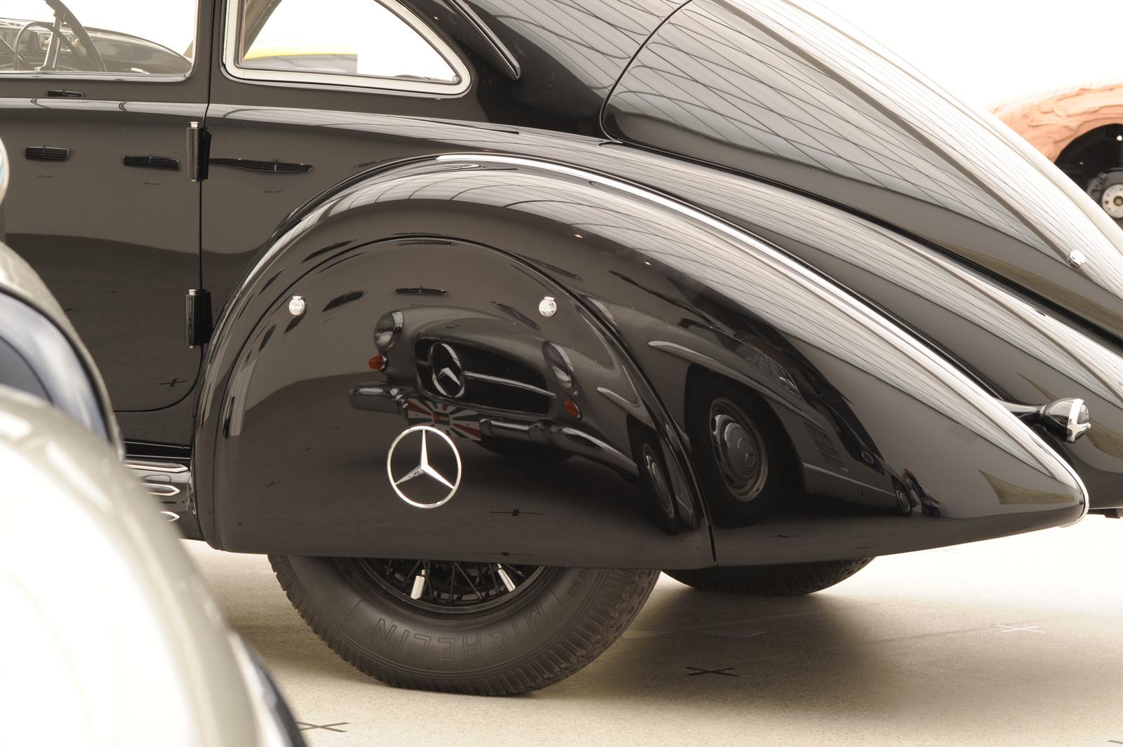 """Выставка """"вехи истории автомобильного дизайна - пример Mercedes-Benz"""" в Pinakothek der Moderne) в Мюнхене - фотография №8"""