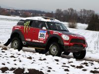 MINI ALL4 Countryman Dakar Challenger