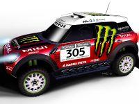 MINI ALL4 Countryman Dakar Challenger