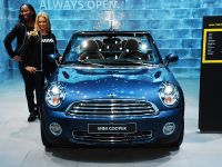 Mini Cooper Convertible Detroit 2009