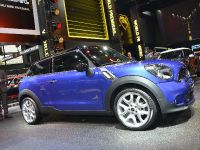 MINI Cooper S All4 Paris 2012
