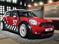 MINI Cooper Works Rally Car Geneva 2011