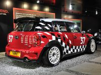 MINI Cooper Works Rally Car Geneva 2011