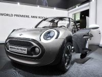 MINI Rocketman concept Geneva 2011