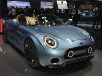 MINI Superleggera Vision concept Detroit 2015