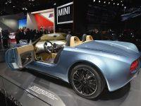 MINI Superleggera Vision concept Detroit 2015