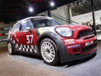 MINI WRC Frankfurt 2011