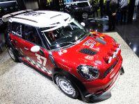 MINI WRC Paris 2010