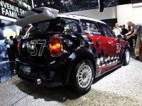 MINI WRC Paris 2010