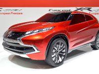 Mitsubishi Concept XR-PHEV Geneva 2014