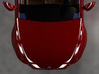 Mitsubishi GalEA render