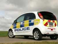 Mitsubishi i-MiEV UK Police car