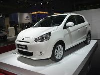 Mitsubishi Mirage Paris 2012