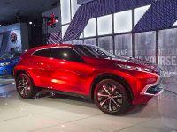 Mitsubishi XR-PHEV Los Angeles 2014