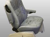 Mojo Ford Transit Seats