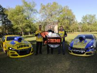 Mopar Dodge Dart Pro Stock NHRA Gatornationals Car