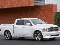 Mopar Dodge Ram Bianco