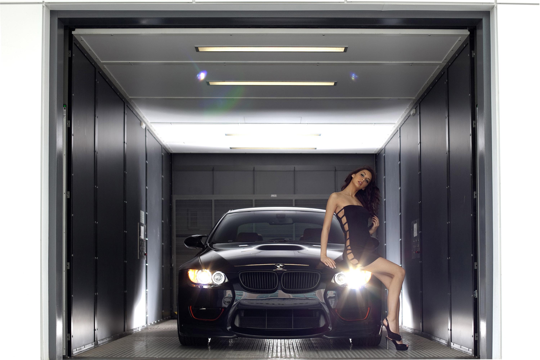BMW M3 Darth Maul, MWDesign - фотография №1