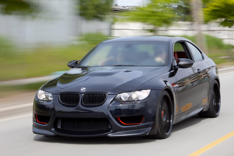 BMW M3 Darth Maul, MWDesign - фотография №5