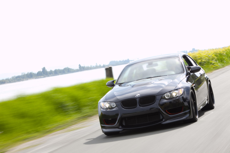 BMW M3 Darth Maul, MWDesign - фотография №6