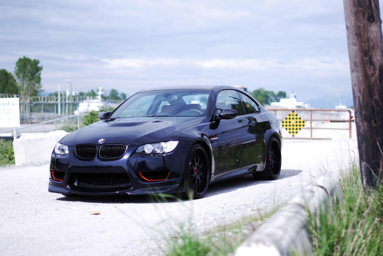 BMW M3 Darth Maul, MWDesign - фотография №11