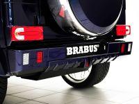 Mystic Blue Brabus Widestar Mercedes-Benz G63