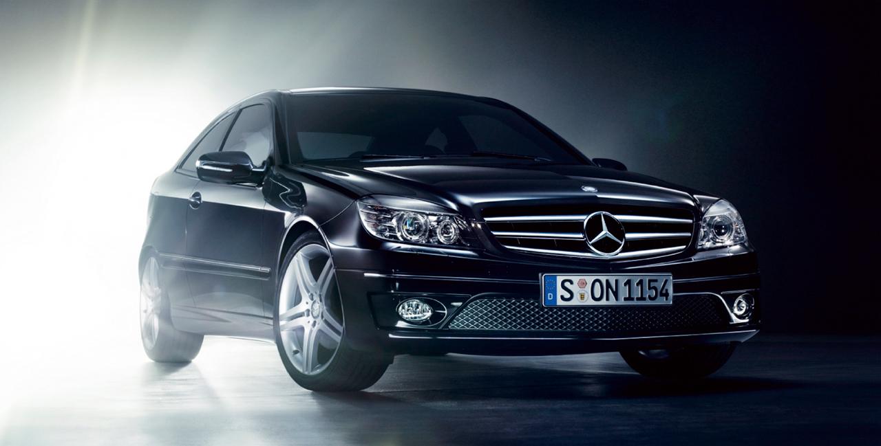 Mercedes-Benz CLC Спорт-купе - мечта сбылась - фотография №1
