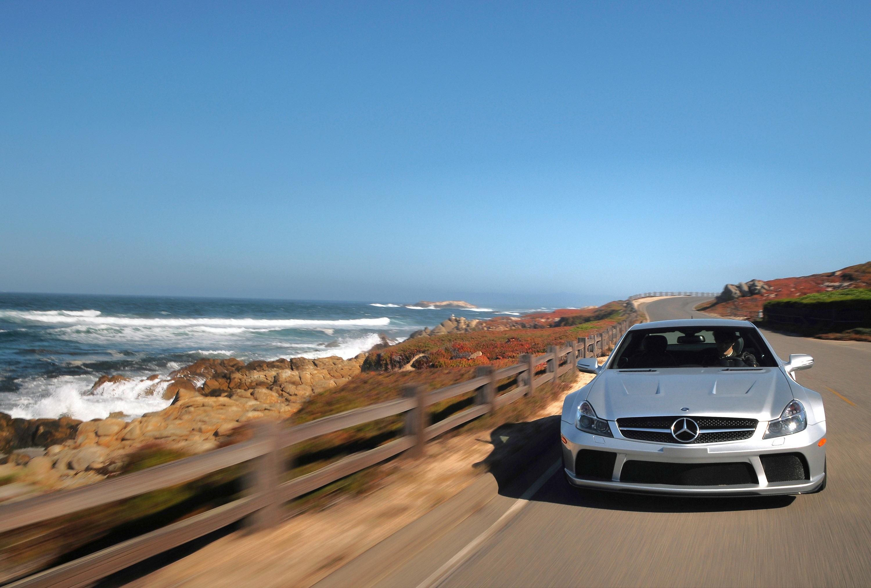 Mercedes-Benz SL 65 AMG Black Series - фотография №11