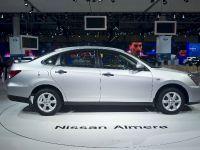 Nissan Almera Moscow 2012