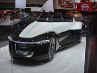 thumbs Nissan BladeGlider Concept Los Angeles 2014
