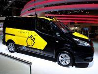 Nissan e-NV200 Frankfurt 2013