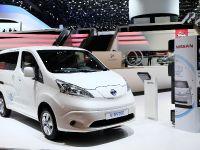 Nissan e-NV200 Geneva 2014
