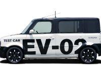 Nissan EV Prototype