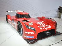 Nissan GT-R LM NISMO Chicago 2015