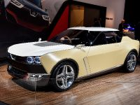 thumbs Nissan IDx Freeflow Paris 2014
