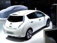 Nissan Leaf Frankfurt 2013