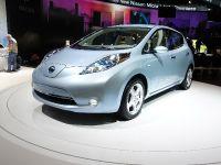 Nissan LEAF Geneva 2010