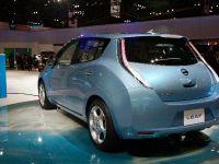 Nissan Leaf Tokyo 2009