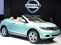 Nissan Murano CrossCabriolet Los Angeles 2010