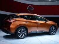 Nissan Murano New York 2014