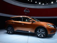 Nissan Murano New York 2014