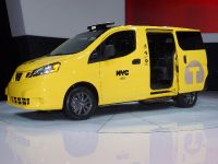 Nissan NV 200 New York taxi New York 2013
