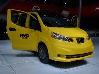 Nissan NV200 Taxi New York 2012