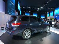 Nissan Pathfinder Concept Detroit 2012